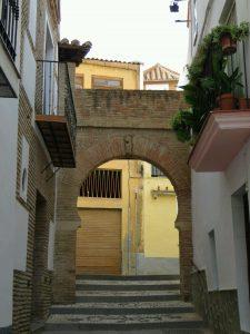 Arco de la Imagen, Guadix, Granada